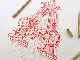 Mateusz Witczak精彩手绘字体设计作品(五)