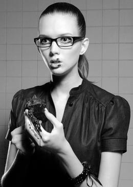 LOUIS&AIDA时尚黑白摄影