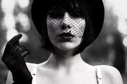 黑白摄影:100张精美的肖像作品