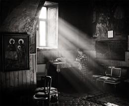 40幅漂亮的黑白摄影作品
