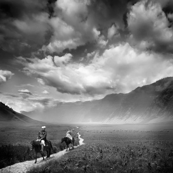 ChaerulUmam黑白风光摄影欣赏