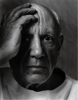 ArnoldNewman完美的藝術家肖像攝影