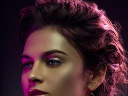 Dark colors主题时尚肖像摄影欣赏