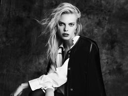 俄羅斯Igor Oussenko時尚美女黑白攝影大片