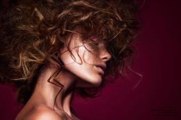 白俄罗斯Nadzeya Korabkova时尚肖像摄影作品