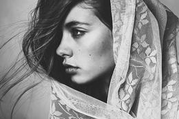 Greta Tu优秀肖像摄影作品欣赏