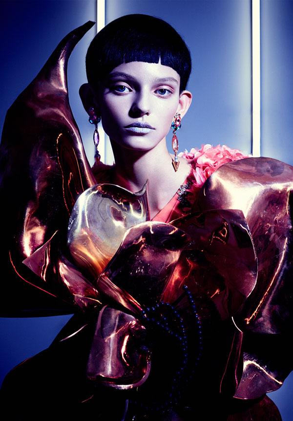 BLING時尚人像攝影分享