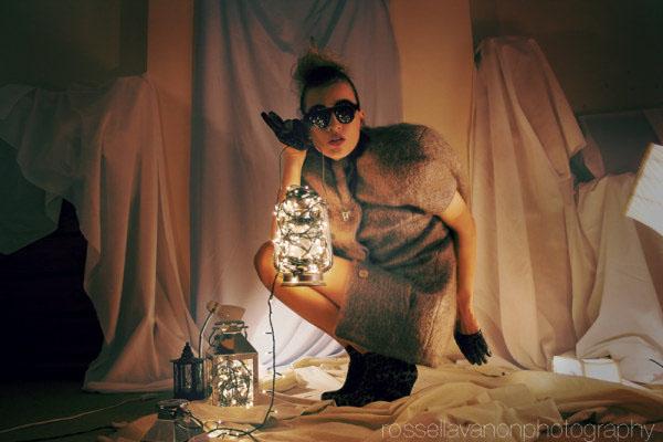英国Rossella Vanon时尚人像摄影欣赏(二)