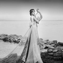 印尼摄影师Chaerul Umam黑白人像摄影作品