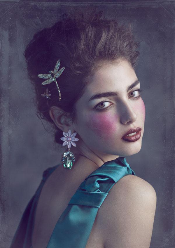 Joanna Kustra人像摄影作品欣赏