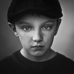 真實的情感流露:人像攝影欣賞