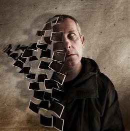 法國攝影師PierreBeteille超創意自拍肖像