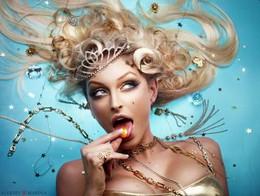 AlekseyMarina攝影作品:Omega2010宣傳日歷