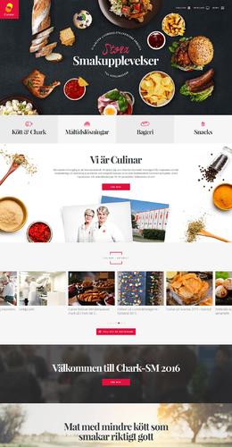Culinar美食網站