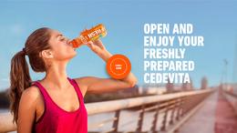 Cedevita-活力無限的維他命飲料網站