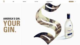 Seagram sGin-施格蘭威士忌飲料酒網站