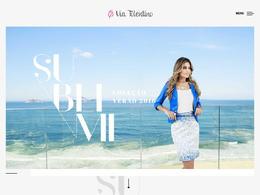 Via Tolentino 女裝服飾網站
