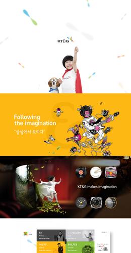 KT&G Enterprise & Sangsang festival