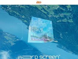 你好!新世界!新的自由智能手机产品网站欣赏