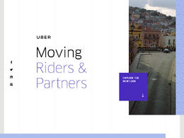 Uber的品牌体验
