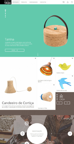 Projecto Tasa網上商店