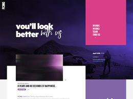 FCINQ设计机构网站欣赏