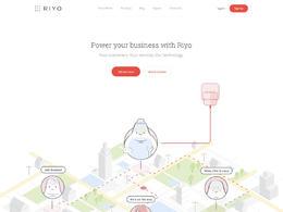 Riyo产品网站欣赏