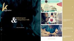 Kalfeutre網頁設計公司網站欣賞