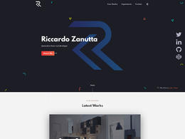 Riccardo Zanutta-互动前端开发者