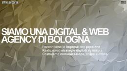 AltaSartoria數字網頁設計機構
