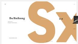 Du Haihang互動設計師/開發者