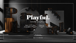 Playful設計創意網站欣賞