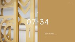 7h34數字設計機構網站欣賞