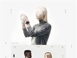 CLOQK 鐘表網站設計