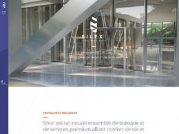 Silex企業網站