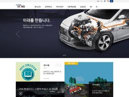 韩国现代MOBIS企业网站