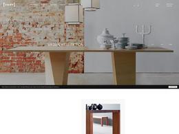 永恒的家具!德国汉堡家具网站,产品包含椅子,桌子,床和柜子企业网站