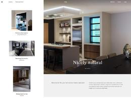 TKI室内装修设计企业网站