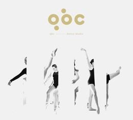 QBC舞蹈工作室 网页设计