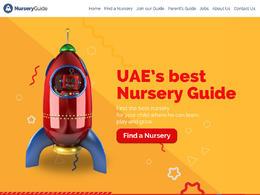 Nursery Guide 卡通网站
