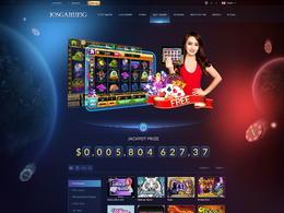 国外菠菜网站设计欣赏 Casino Website