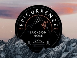 EPICURRENCE 滑雪渡假活动 网页设计