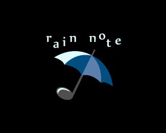 雨傘標志--國外LOGO欣賞之物品系列