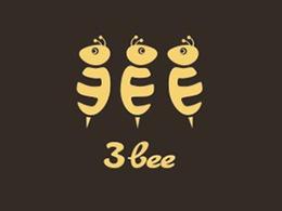 国外LOGO欣赏之动物系列 - 蜜蜂LOGO
