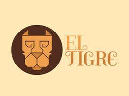 老虎標志--國外LOGO欣賞之動物系列