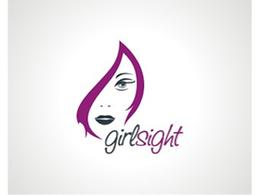 33個關于女孩子的logo