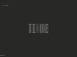 25个玩字体NOUNS字形字义文字LOGO设计-Lucas Gil-Turner