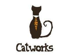 猫咪标志-国外LOGO设计欣赏之动物系列