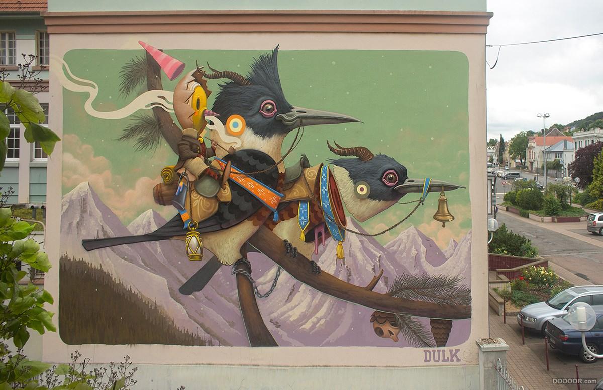 Antonio Segura Dona西班牙t街頭涂鴉藝術