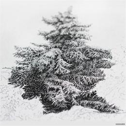 TETTO牛掰的打印機式針管筆畫法5組-Ekaterina Tetto